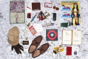 Личный состав: Предметы Петра Ширковского, коллекционера современного искусства