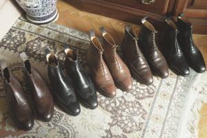 Команда Челси: Классические английские ботинки без шнурков