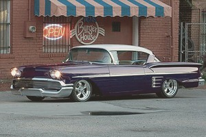 Низкий старт: Как Chevrolet Impala стала главной звездой лоурайдеров