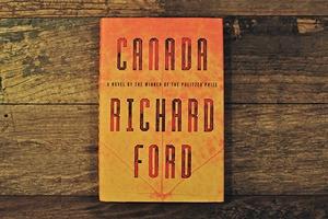 За чертой: Отрывок из нового романа Ричарда Форда «Канада»