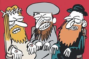 Расстрел Charlie Hebdo: Почему я не верю в «мирную религию»