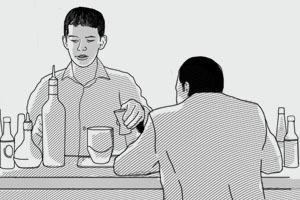 «Если бармен пьет с тобой — это очень большой респект»: Барная культура с Александром Кондуковым