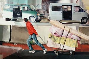 «Граффити как социальный инструмент мертво»: Интервью с художником Zoer
