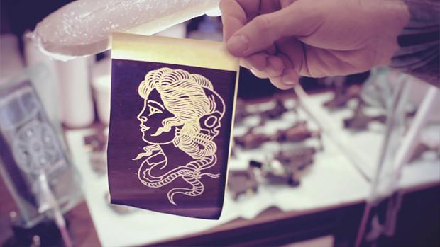 Хруст костей: Интервью с татуировщиком Дмитрием Речным. Изображение № 18.