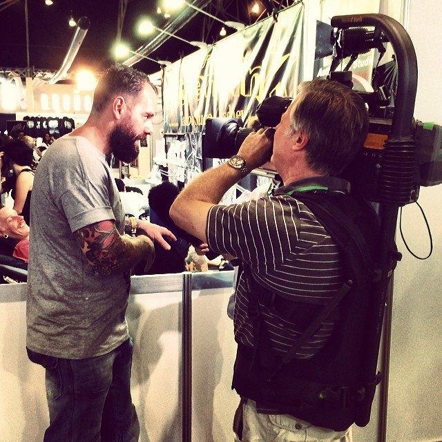 Австралийская выставка Tattoo and Body Art Expo в Instagram-фотографиях её участников. Изображение № 13.