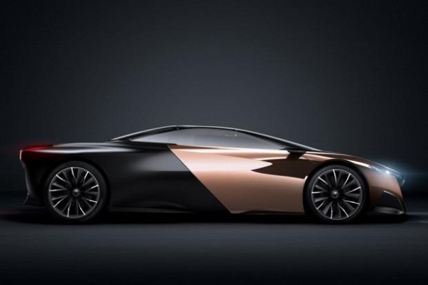 Peugeot анонсировал выпуск гибридного суперкара Onyx. Изображение № 11.