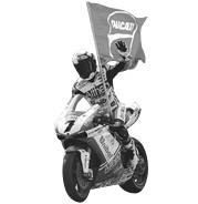Новый супербайк Ducati Panigale и история его предшественников. Изображение № 21.