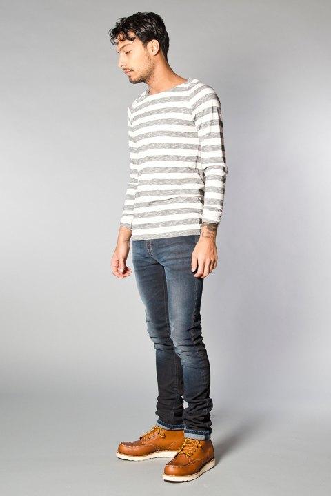 Марка Nudie Jeans опубликовала новую капсульную коллекцию одежды. Изображение № 8.