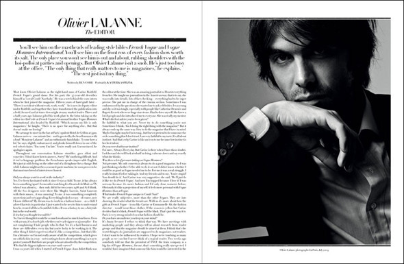 Special Issue: Мужской журнал Man About Town. Изображение № 21.