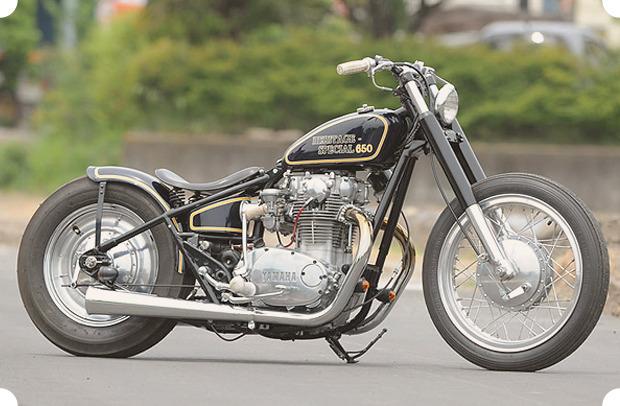 Сбросить вес: Гид по облегченным американским мотоциклам — бобберам. Изображение №7.
