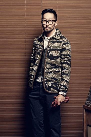Корейская марка Diafvine выпустила лукбук осенней коллекции одежды. Изображение № 7.