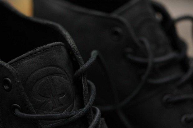 Марка Sebago и дизайнер Ронни Фиг выпустили совместную коллекцию обуви. Изображение № 3.