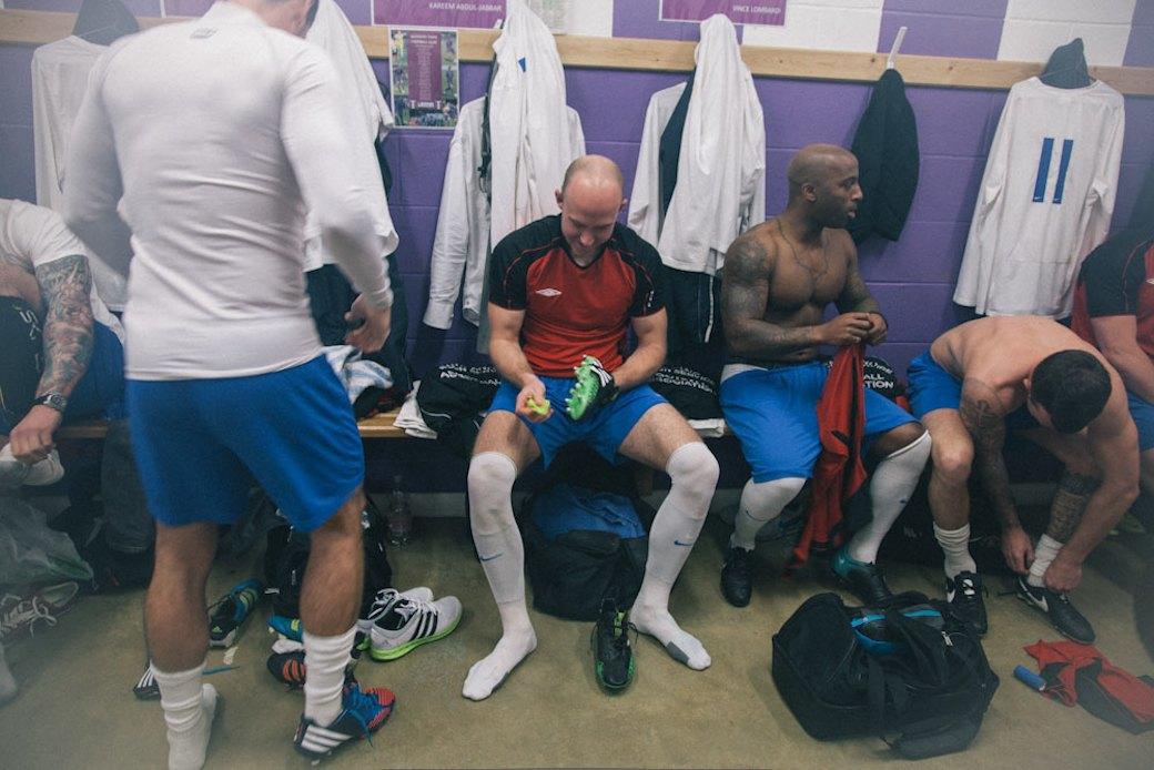 Как английские тюремные надзиратели организовали свою футбольную команду. Изображение № 3.