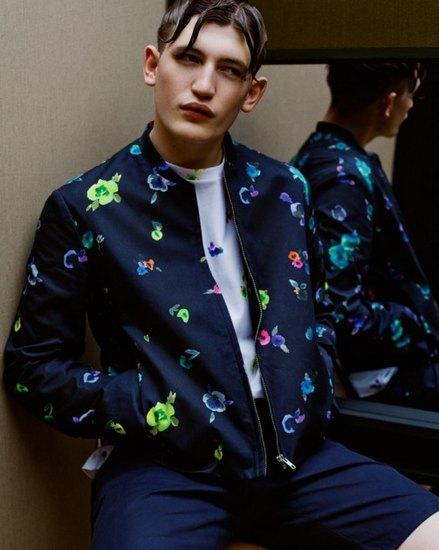Mr. Porter и дизайнер Раф Симонс представили совместную коллекцию одежды. Изображение № 2.