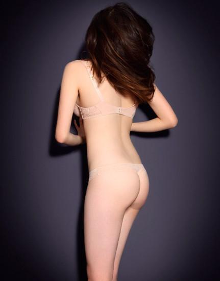 Австралийская модель Сара Стивенс снялась в рекламе Agent Provocateur . Изображение № 24.
