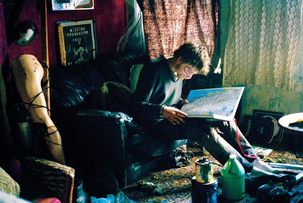 Жизнь нью-йоркских сквотеров в фотопроекте Эш Тэйер. Изображение № 14.