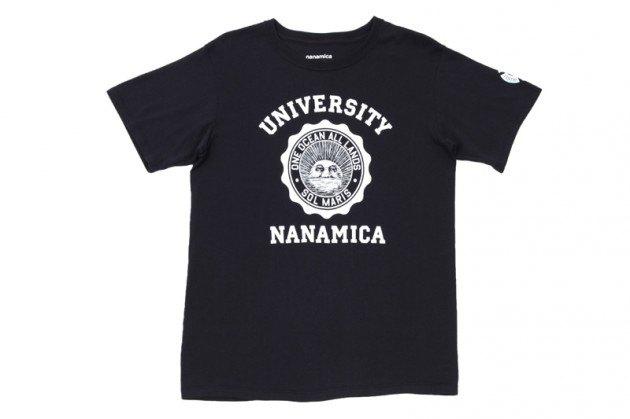 Японская марка Nanamica представила весеннюю коллекцию одежды. Изображение № 31.