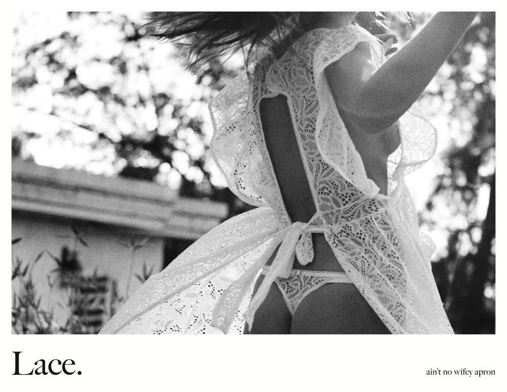 Эротический фотограф Хенрик Пурьенн снял лукбук женского белья для марки For Love & Lemons. Изображение № 17.