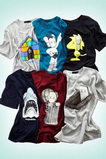 Марка Original Fake представила весеннюю коллекцию одежды. Изображение № 4.