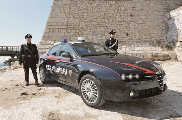 Полицейский беспредел: Самые навороченные авто на службе полиции разных стран. Изображение № 16.