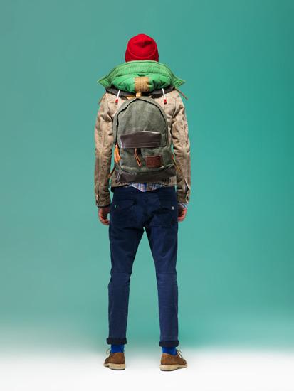 Марка Grunge John Orchestra. Explosion опубликовала лукбук новой коллекции одежды . Изображение № 11.