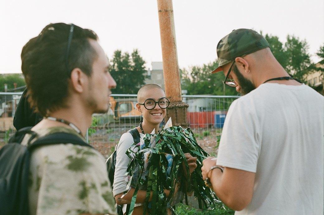 Фоторепортаж: Фестиваль Outline на Карачаровском механическом заводе. Изображение № 60.