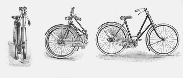 Велосложение: Путеводитель по складным велосипедам —зачем они нужны и как их найти. Изображение № 16.