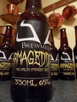 В Шотландии изготовили самое крепкое в мире 65-градусное пиво. Изображение № 6.