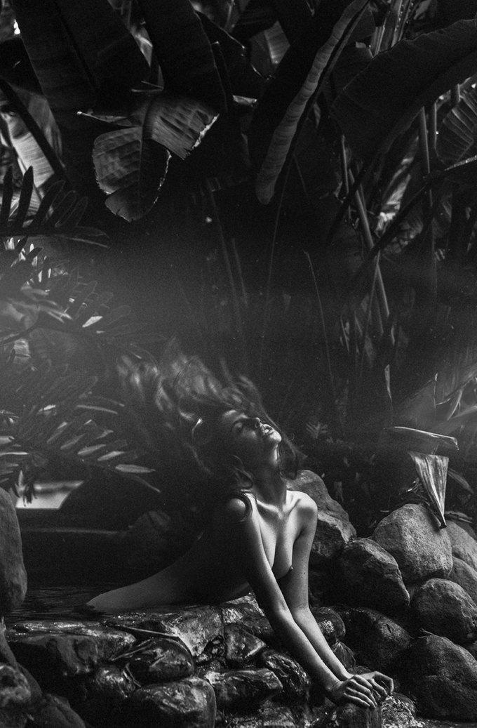 Американская модель Фэйт Пикоцци снялась для журнала Treats!. Изображение № 1.
