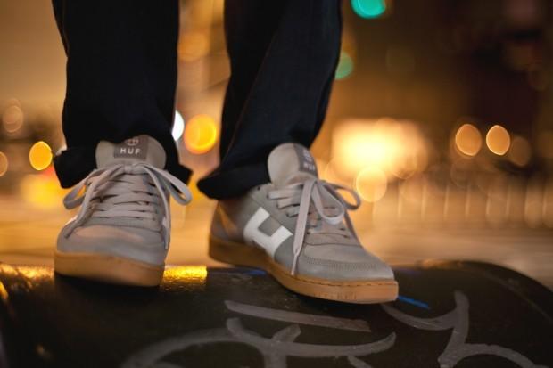 Калифорнийская марка Huf выпустила новый лукбук и весеннюю коллекцию обуви. Изображение № 2.