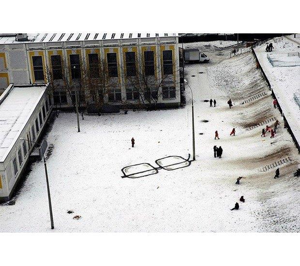 Умер уличный художник Паша 183. Изображение № 16.