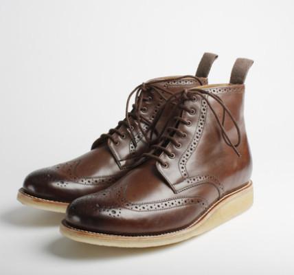 Новая коллекция обуви Grenson осень-зима 2011. Изображение № 7.