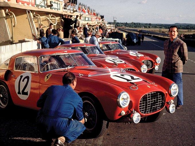 Раритетный Ferrari 340/375 MM Berlinetta продали за 10 миллионов евро. Изображение № 17.