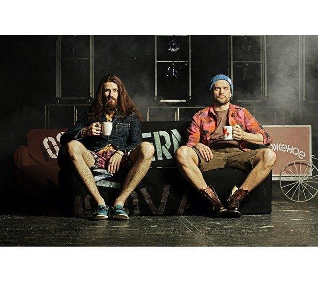 Российская марка Grunge John Orchestra. Explosion выпустила второй весенний лукбук. Изображение № 28.