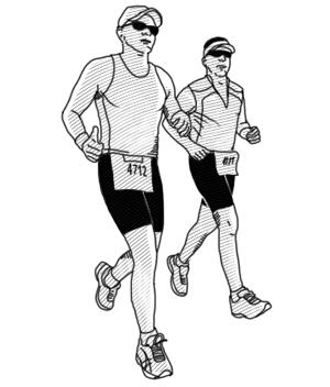 Как привести себя в форму к лету: Основные виды тренировок. Изображение № 8.