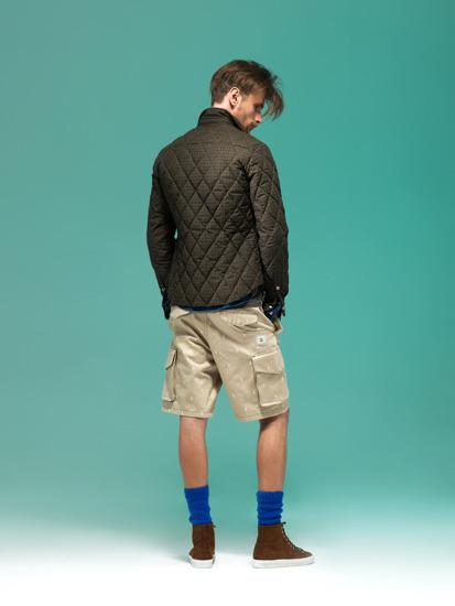 Марка Grunge John Orchestra. Explosion опубликовала лукбук новой коллекции одежды . Изображение № 2.