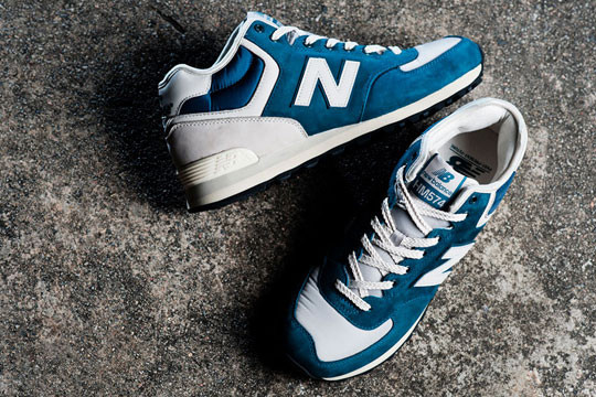 The Past: New Balance HM574 x Streething. Изображение № 1.