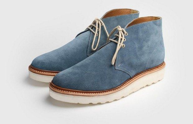 Марка Grenson выпустила весеннюю коллекцию обуви. Изображение № 41.