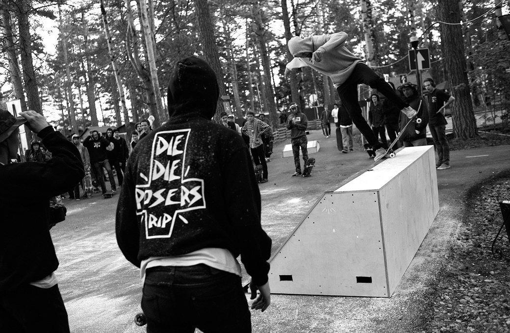 Фотоблог скейтера: Алексей Лапин о скейт-лагере в Сибири. Изображение № 14.