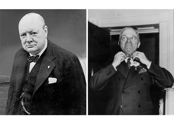 Уинстон Черчилль, Гарри Труман. Изображение № 25.