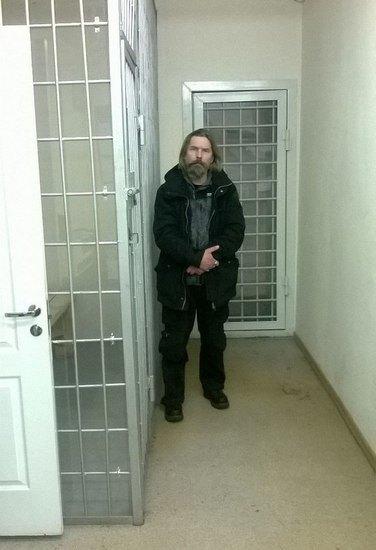 Сергей «Паук» Троицкий задержан за дебош в новосибирском аэропорту. Изображение № 1.