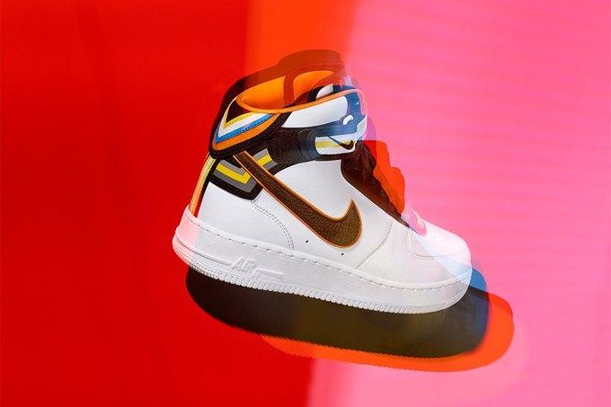 Марка Nike и Рикардо Тиши показали новую совместную коллекцию кроссовок. Изображение № 6.