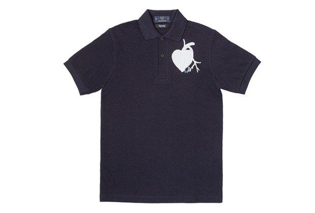 Марка Fred Perry и магазин Dover Street Market представили совместную коллекцию рубашек поло. Изображение № 3.