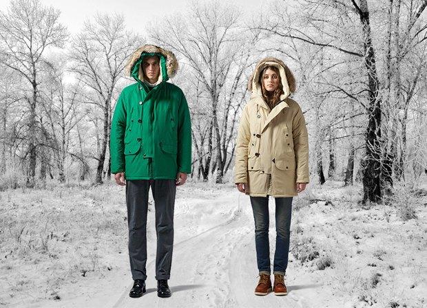 Марка Spiewak и магазин FOTT анонсировали совместную коллекцию одежды. Изображение № 1.