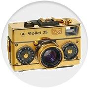 Находка недели: Компактная фотокамера Rollei 35. Изображение № 3.