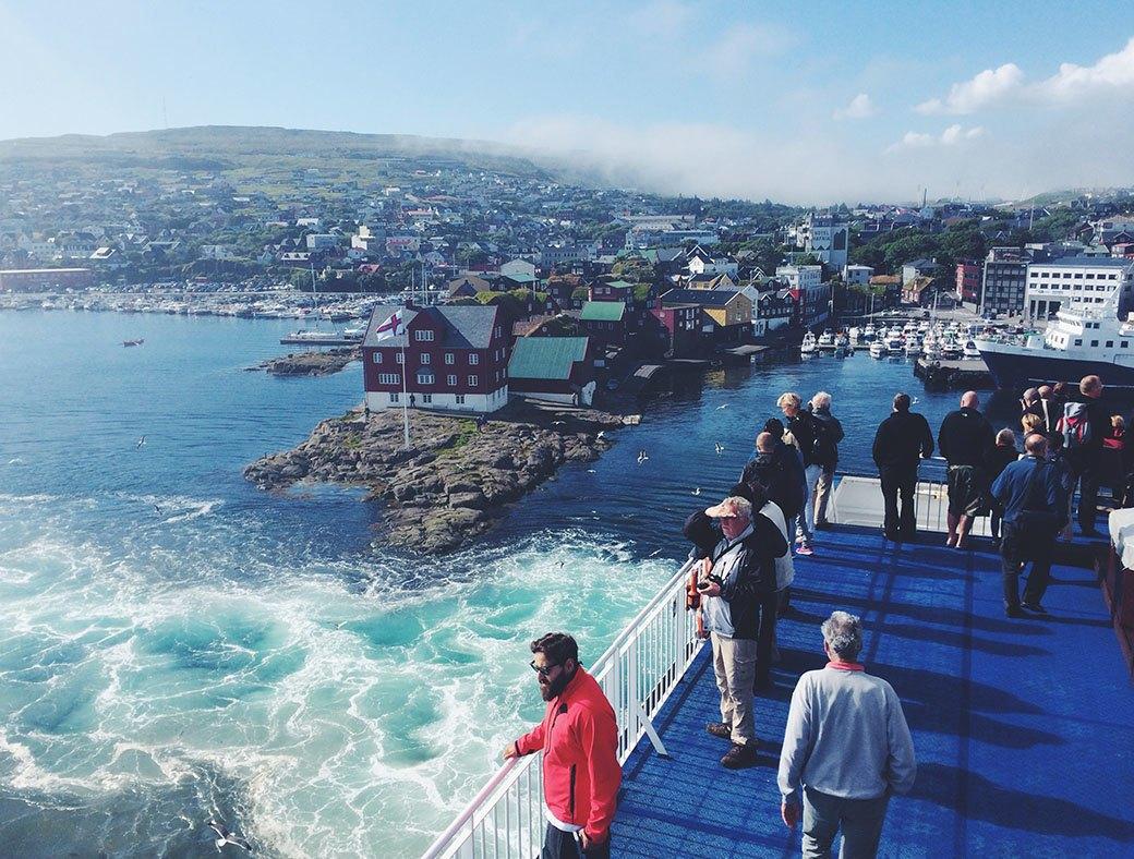 Как мы проехали всю Европу на мотоциклах, чтобы посёрфить у берегов Исландии. Изображение № 10.