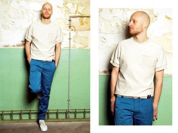 Марка Bleu de Paname опубликовала лукбук весенне-летней коллекции одежды. Изображение № 6.