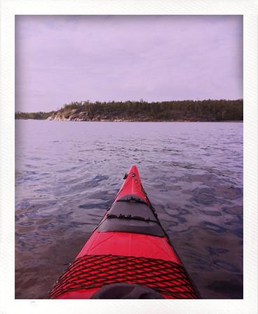 Фоторепортаж: Как я плавал на каяке. Изображение №14.