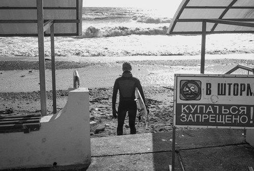 Как морские виды спорта стали популярными в России: 15 материалов FURFUR о сёрфинге и яхтах. Изображение № 4.