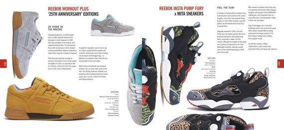 Вышла новая энциклопедия о кроссовках Sneakers: The Complete Limited Editions Guide. Изображение № 11.